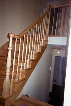 rampes et escaliers dimension saguenay chicoutimi. Black Bedroom Furniture Sets. Home Design Ideas
